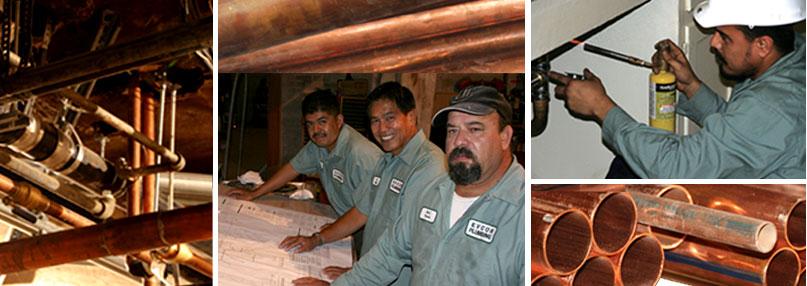 Copper Plumbing Specialists
